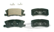 Disc Brake Pad Set-Semi-Metallic Pads Rear Tru Star PPM868