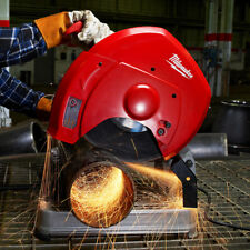 Milwaukee 6177-20 14-Inch 15-Amp 4-Hp Quick Adjusting Abrasive Chop Saw