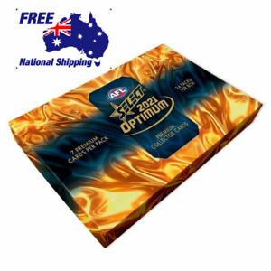 BNIB Sealed 2021 AFL Select Optimum Box (24 Packs) Ready to Ship