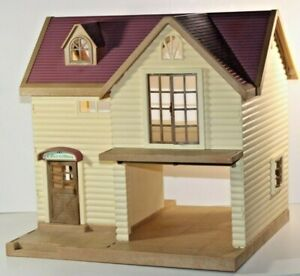 Sylvanian Families House In The Grape Forest Calico Critters Lakeside Lodge