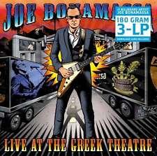 BONAMASSA JOE LIVE AT THE GREEK THEATRE TRIPLO VINILE LP 180 GRAMMI NUOVO