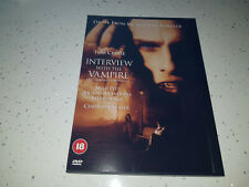 Interview with the Vampire   DVD     New !   Original Warner Clip Case
