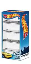 Hot Wheels Display case 5pcs pack 1:64 Transparent case