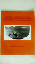 Central & East Gaulish Samian Ware The Royal Ontario Museum A Catalogue 1988