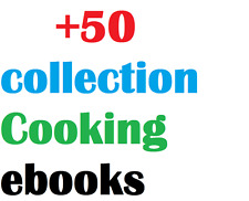 50 package collection (Cooking ebooks ) +20GB ultimate mrr Products All Niches