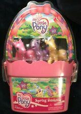 60864 Hasbro my little Pony - Spring Basket - Crystal Princess (2005)