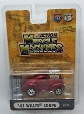 Muscle Machines 1941 Willys 41 Coupe Big John Mazmanian  NHRA Hot Rod 1:64 HTF!