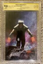 Return of Wolverine 1 Cbcs 9.8 Ultimate Variant Signed!!