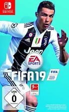 FIFA 19 inkl. Ultimate Team PreOrder DLC | Switch | NEU & OVP | Blitzversand