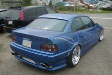 BMW E36 Coupe 2D REAR WINDOW SPOILER ROOF EXTENSION SUN GUARD Cover Trim M3