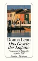 Das Gesetz der Lagune / Commissario Brunetti Bd.10 von Donna Leon (2003, Taschen