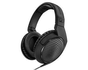 Sennheiser HD 200 PRO Headband Headphones - Black