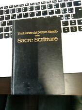 traduzione del nuovo mondo delle sacre scritture 1987