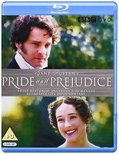 Pride and Prejudice 5051561000195 With Colin Firth Blu-ray Region B