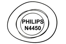 Set BELTS Philips N 4450 Recorder Coils Coil New Fresh n4450