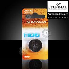 Eyenimal CR2430 Battery Blister of 1 (3-Volt) Lithium 290 mAh Num'axes