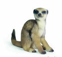 NEW WITH TAGS SCHLEICH SITTING MEERKAT 14362 Retired African Animal Figure