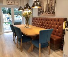 More details for booth seating, bench seating, restaurant seating. fixed seating £85 per foot