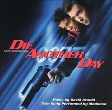 Die Another Day (Movie Soundtrack) Madonna, David Arnold (LIKE NW CD) James Bond