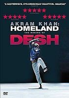 Akram Kahn - Homeland - The Making Of Desh (DVD, 2012)