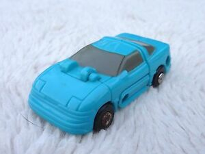 Vintage G1 Hyperdrive Decepticon Car Transformer Micromaster 1988 Hasbro Takara