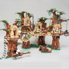 Star Wars 05047 Building Blocks Set The Ewok Village Figures Model Toys for Kids