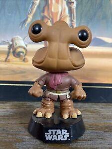 Star Wars Pop! Funko Momaw Nodan Hammerhead Bobble-Head Figure #37 Vinyl