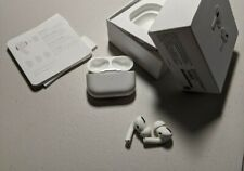 Apple AirPods Pro - White ONLY Opened box