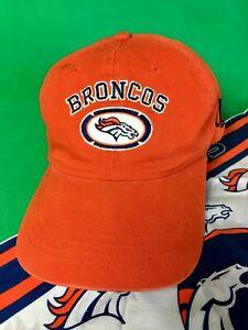 H81 NFL Denver Broncos Vintage Pro Line Cap Felt Logo Adjustable