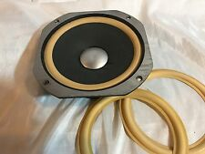 Single JBL LE8T-2 LE8 Woofer from Aquarius 4 IV S109 -includes new foam