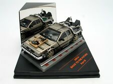 Vitesse-SUNSTAR 1/43 DE LOREAN DMC 12-BACK TO THE FUTUR III-Ferrovia 24014