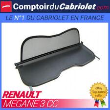 Filet anti-remous coupe-vent, windschott Renault Megane CC 3 cabriolet - TUV