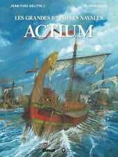 Edition GLENAT - Les Grandes Batailles Navales - Actium