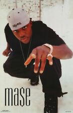 POSTER:MUSIC : RAP/HIP HOP:   MA$E / MASE  1997 - FREE SHIPPING ! #245   RC40 D