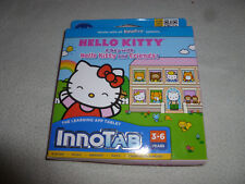 NEW IN BOX INNOTAB VTECH GAME HELLO KITTY 3-6 YEARS NIB SANRIO MUSIC MATH MEMORY