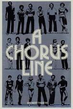 A Chorus Line (Broadway) Movie POSTER 27 x 40, Scott Allen, LICENSED, USA, NEW