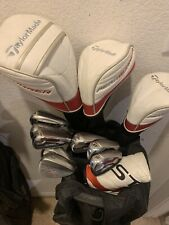Taylormade Golf Set Right Handed Stiff