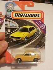 MATCHBOX 2020 MBX HIGHWAY, '76 HONDA CVCC Civic 45/100