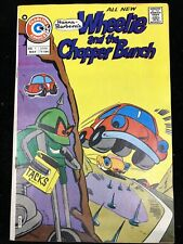 Wheelie and the Chopper Bunch #1 Charlton Comics 1975 w/ John Byrne art ~8.0 VF
