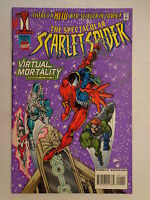 The Spectacular Scarlet Spider Dezago Vol. 1 #1 Marvel Comics November 1995 NM