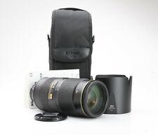 NIKON AF - S Nikkor 80-400 mm 4.5-5.6 G Ed VR + Very Good (227195)