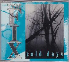Fix-Cold Days CD 1994 GERMANY press Meatmen Blight Necros négatives approach HC