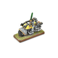 SPACE WOLVES Swiftclaw wolf lord on bike #1 PRO PAINTED METAL Warhammer 40K