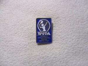 Womens International Tennis Association pin