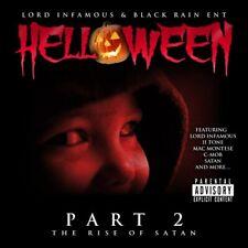 Lord Infamous & Black Rain Ent - Helloween Part 2: The Rise of Satan Memphis Rap
