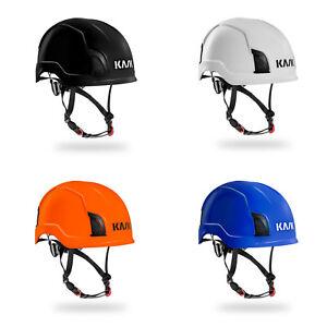 Kask Zenith Work Safety Helmet Hard Hat Chin Strap Construction Arborist Height