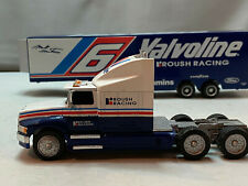 Racing Champions Valvoline Mark Martin Tractor Truck With Trailer 1/64 Diecast