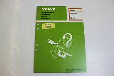 Volvo 240 740 071B Standheizung Service Handbuch Werkstatthandbuch Repair Manual