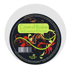 Cream Of Ibrahim For Eczema and Psoriasis 4oz