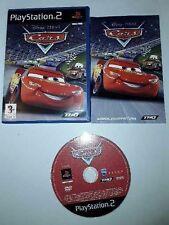 Cars quatre roues  Disney Pixar    - playstation 2 - PAL - Complet PS2